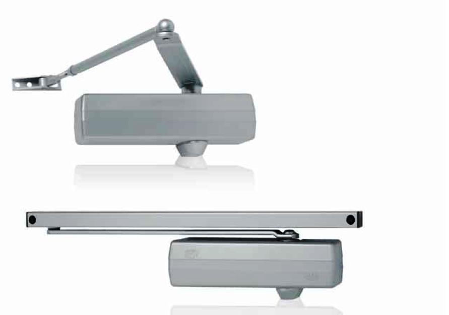 Multifunction heavy duty door closer- 609 - Smart Solutions